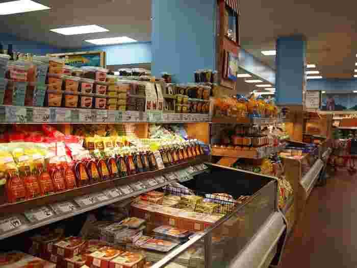 オリジナル商品を多くそろえ、高品質で低価格、そしておしゃれな雰囲気が大人気で、好きなスーパーマーケットで 全米No.2に選ばれたこともあります。