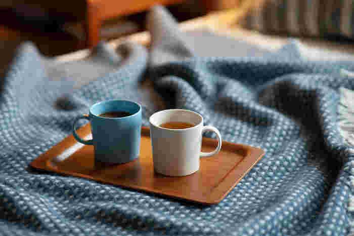 お気に入りのマグカップと共に過ごすティータイムは心がほっとするひととき。素敵なマグカップを見つけて、お茶の時間をもっと楽しんでくださいね。