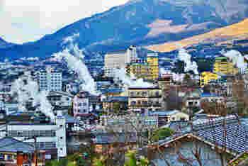 大分県は源泉数・湧出量共に日本一の温泉地。今回は、風情漂う町並みの別府エリアと、自然豊かな由布院エリアの人気湯をご紹介します。地元の人や湯治客に愛される湯の街を楽しみましょう♪