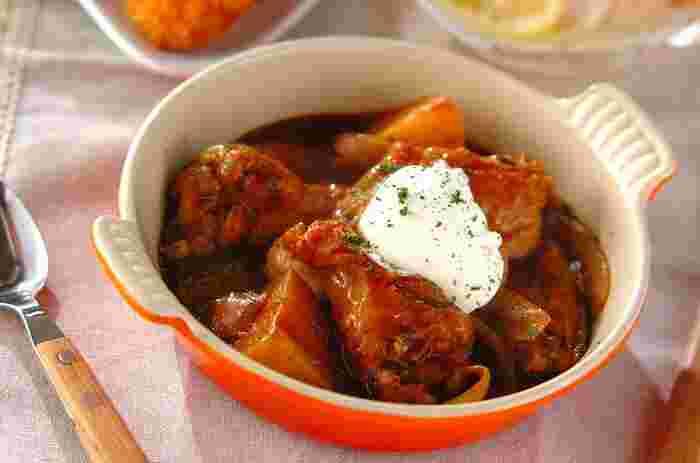 いかがでしたか?じっくりと食材の美味しさを引き出す「煮込み料理」。旬の食材を使って作るのもいいですね。寒い季節は、煮込み料理で心も身体もぽかぽか温まりましょう♪