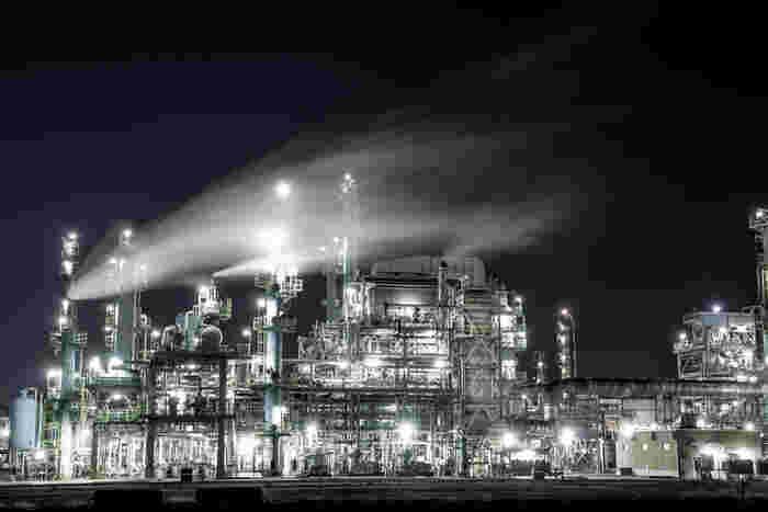 堺泉北臨海工業地帯とは、大阪府堺市から高石市にかけて南北に続く工業地帯です。