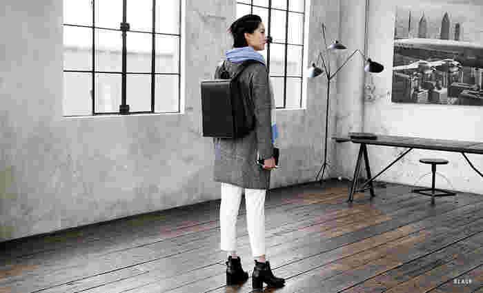 これまでのものづくりのノウハウを結集して生み出された、機能的で使い心地の良い鞄です。2015年分は完売し、2016年の年明けに予約受付ができるように準備中とのこと。