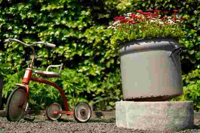 何気ない日常に彩りと喜びを添えてくれるお花。春はガーデニングを始めるのにとてもふさわしい季節です。ちょっとのスペースでちょっとの隙間時間に、ガーデニングであなたの日常をお花で彩ってみてくださいね♪