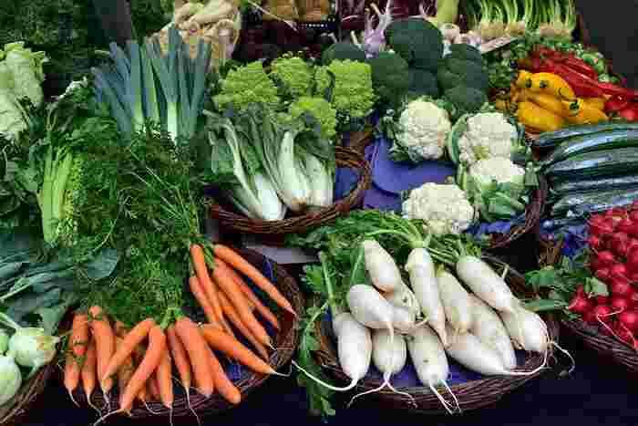 沢山の効能がある栄養たっぷりの冬野菜。必要以上に薬や病院に頼らず、自然の恵みで体調管理をする生活を実践してみませんか。