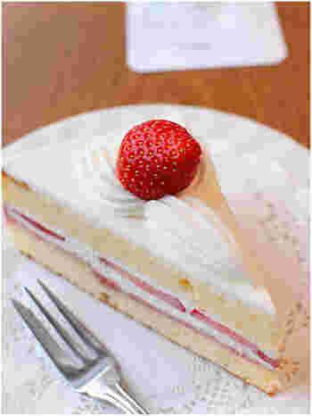 【都内】欲しくなる、素朴な味わい。昔ながらの「ケーキ屋さん」6選