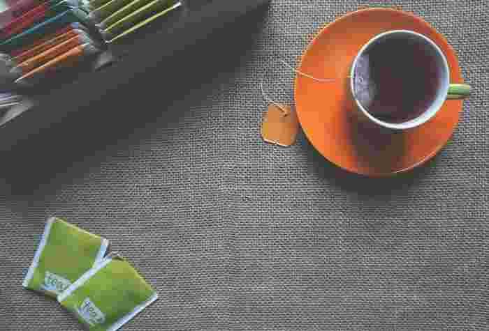 「ノンカフェイン」ドリンクではじめる。美味しくきれいが整う毎日
