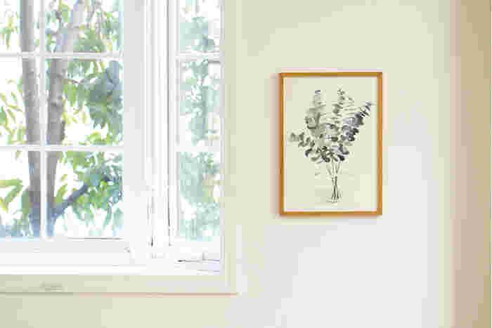 デンマークのデザイナー「Christina Muf(クリスティーナ・マフ)」が手掛ける、人気ポスターブランドの「Kortkartellet(コートカルテレット)」。ボタニカルデザインの優しさを感じさせるポスターは、A3の程よいサイズ感でお部屋にグリーンの彩りを与えてくれます。