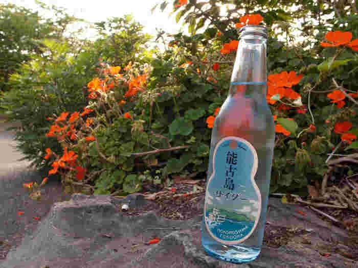 甘すぎないすっきりとした飲み心地なので、ぐびぐびと飲めちゃいますよ。能古島土産にいかがでしょうか?