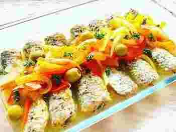 日本の南蛮漬けや地中海料理のエスカベッシュなどもマリネの一種で、まさに世界中で親しまれている料理・調理法です。