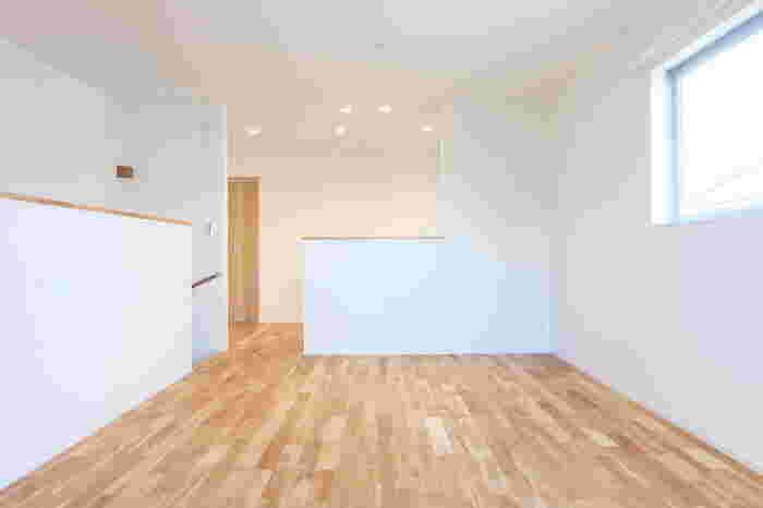 あなたもぜひ、そんな機能性を重視しつつ、天井や壁・建具との調和を考えながら、お好みの床材を選んでみてくださいね。