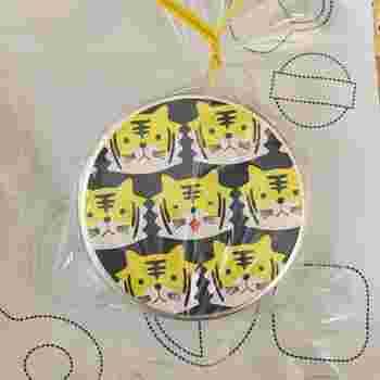 大阪のLUCUA1100店限定もあります!こちらの虎デザインの他、LUCUAのカバのキャラクター「ルシアーノ」やカニなど。