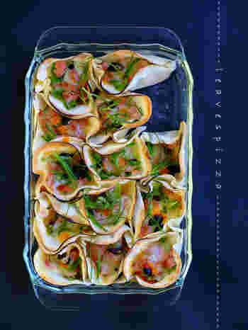 余った【餃子の皮】をアレンジしてみよう♪お手軽「料理&スイーツ」レシピ集