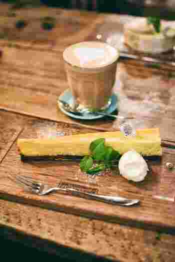 もちろんお食事も美味しく、ランチやカフェ、ディナーなど様々なシーンで楽しめます。