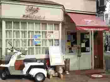 人気の老舗洋食屋が「エドヤ」です。老舗らしく懐かしさもあるかわいい外観と、美味しい洋食が評判!また、平日のランチタイムにはお得に美味しい洋食をいただくことができます。