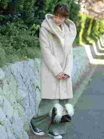 グレンチェックのアイテムを取入れた、冬の着こなしのご紹介いかがでしたか?シンプルなカラーでまとめがちな冬のファッションも、ボトムスやショールで柄をプラスするとスタイルが上品に華やぎます。あなたも今季はぜひ、グレンチェックで大人上品なオシャレを楽しんでみてくださいね♪
