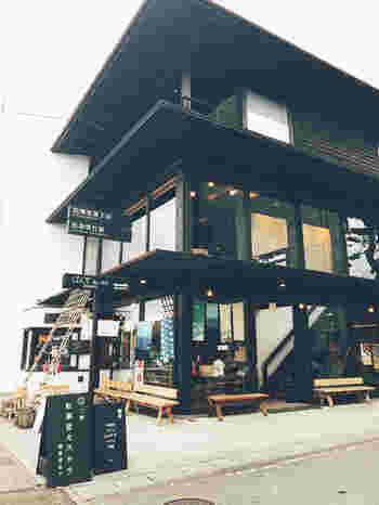 また、エスパルのお店ではテイクアウトのみですが、ちょっと足を伸ばして電車で40分「松島海岸駅」を降りると、とっても素敵なカフェが。目の前には松島の美しい景色も眺めることができるので、時間がある方はぜひ訪れてみてくださいね。松島についてはまた後ほどご紹介します。