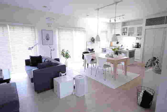 洗練されたおしゃれな暮らしが素敵。人気ブロガー「ひよりごと」さんのお部屋作り