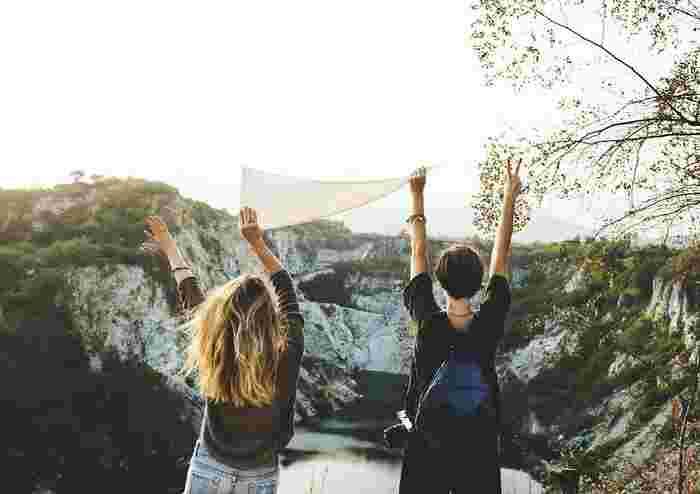 旅行カバンがすっきりすれば、旅先でも身軽に行動できます。楽しい思い出を作るためにも、荷物の準備をしっかりして出かけましょう♪