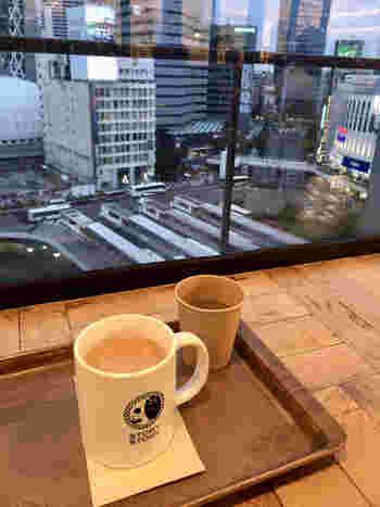 《新宿西口カフェ10選》駅チカの穴場喫茶店~おしゃれカフェまで押さえました