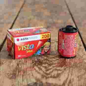 ヨーロッパのフィルムメーカーAGFAの、全体的に落ち着いた発色の写真が撮れるフィルムです。