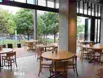キャンパスで優雅なランチやティータイム♪大学内の「本格レストラン&おしゃれカフェ」