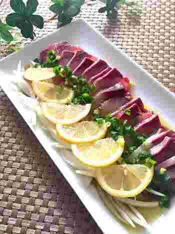 お刺身以外の料理もいろいろ!「はまち」を味わい尽くすアイデアレシピ