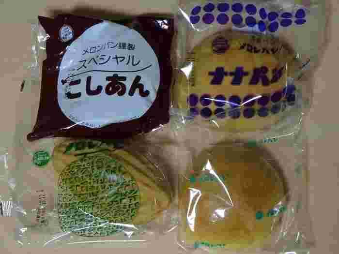 広島県呉の名物として大人気の「メロンパンのメロンパン」。「メロンパン」はれっきとした店名です。