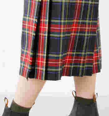 アイルランドの素敵なブランド「オニールオブダブリン」のキルトスカートをご紹介しました。年齢やスタイルを選ばず、長く愛用できるオススメのスカートです。今年の秋冬、是非取り入れてみてはいかがでしょうか?