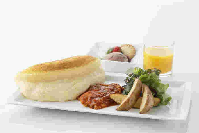 作っちゃお!究極のふわふわ卵料理「ラメールプラール」風スフレオムレツ