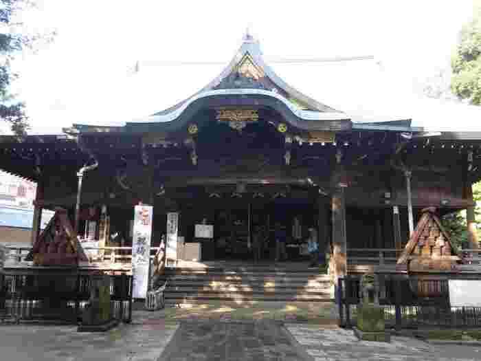 鬼子母神堂に祀られている「鬼子母神」は、安産と育児の神様です。都心とはいえ静かな場所にあり、ゆっくりとお参りすることができます。