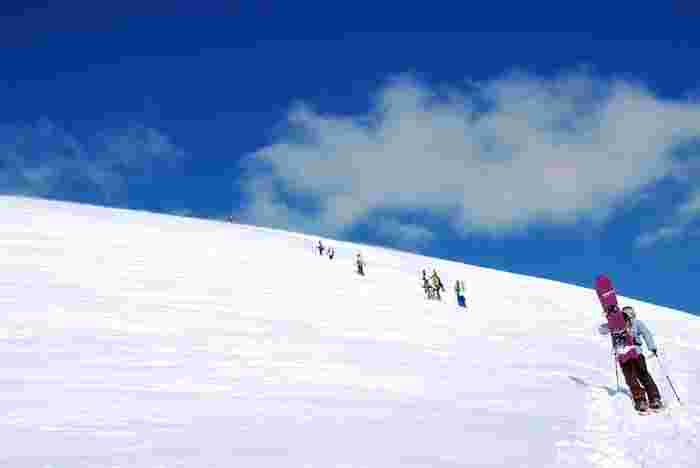 極上のウィンタースポーツスポットとして、海外から多くの人が訪れるニセコ。ニセコアンヌプリ国際スキー場近くに位置し、スノーボードやスキーを楽しんだ人たちが、体を温め、疲れを癒している温泉です。  ♨ 泉質:ナトリウム-炭酸水素塩・硫酸塩・塩化物泉(低張性中性高温泉) ♨ 適応症:神経痛、筋肉痛、慢性婦人病など