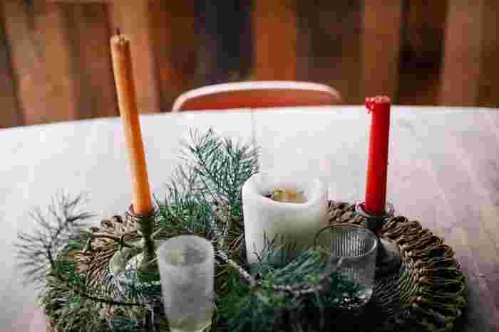 古代北欧では、冬至の頃に「ユール」という祝祭が行われ、今でも北欧諸国ではクリスマスのことをユールと呼ぶことがあるのだとか。古くは、収穫のお祭ということで、神様には豚をお供えしたそう。もちろん、今でも北欧のクリスマスには豚肉(ハム)が欠かせません。