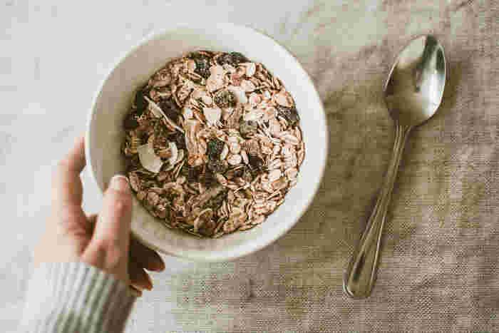 続けるダイエットに「オートミールレシピ」*美味しく楽しく腸活習慣