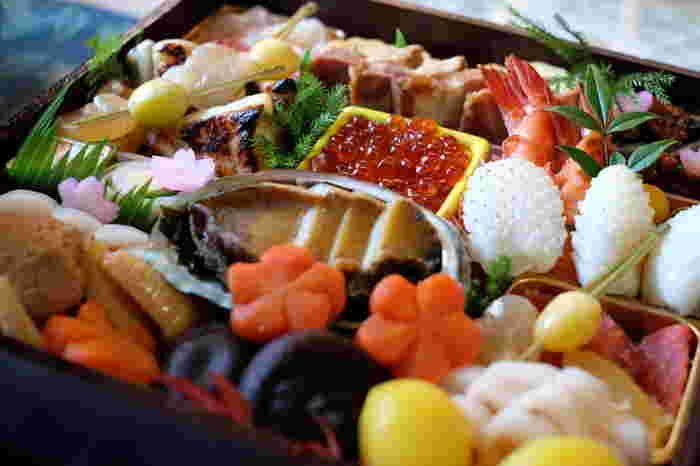 簡単なものからひとつずつ。手作りのおせち料理で迎える、あたたかなお正月