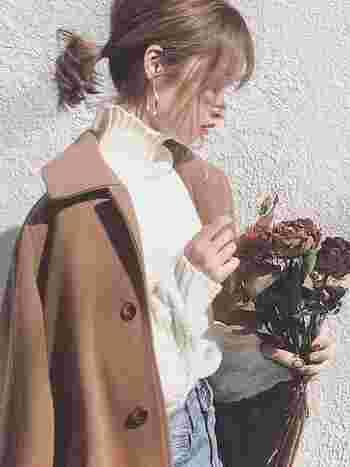 タートルネックは寒い冬をおしゃれにのりきる強~い味方!皆さんもこちらの記事でご紹介したコーデを参考に、ぜひ素敵に着こなしてみてくださいね♪