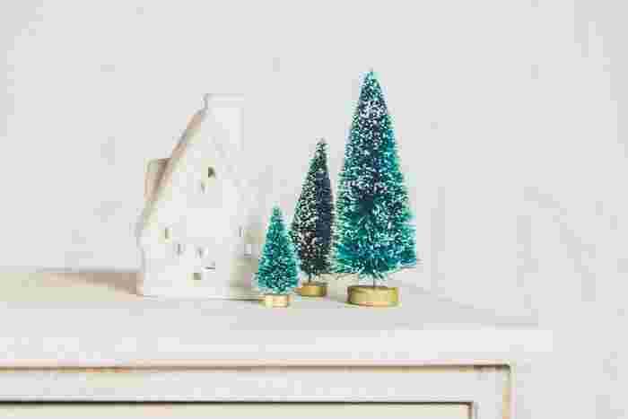 100均を有効活用。簡単&おしゃれなクリスマスパーティーの飾り付け