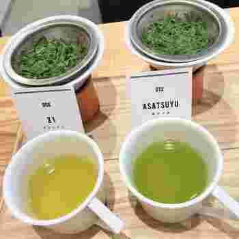 こちらでは、ほとんど流通していない単一農園・品種の「シングルオリジン煎茶」だけを取り扱っています。オーナー自ら全国各地から仕入れたこだわりの煎茶を飲み比べてみませんか?
