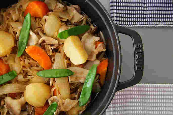 寒い冬には温かい鍋料理が恋しくなるもの。 ぜひ見た目も素敵な多機能鍋を活用して、色々なあったか料理を楽しんでみてくださいね♪