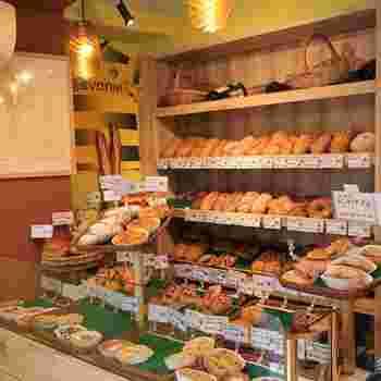このお店でしか味わうことができないオリジナルレシピのドイツパンが揃っているのも魅力一つ。ドイツパン好きの方は、ぜひ一度足を運んでみてくださいね!
