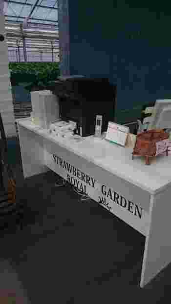 高級品種のロイヤルクイーンだけを栽培している珍しいいちご農園が、壬生町にある「STRAWBERRY GARDEN ROYAL(ストロベリーガーデン ロイヤル)」です。