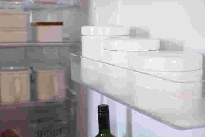 毎日の暮らしをもっと便利に楽しく!【野田琺瑯】の保存容器とお弁当箱