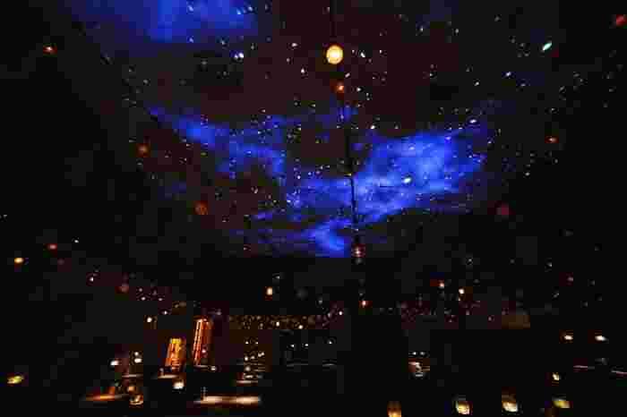 都内で美しい星空が楽しめる*《プラネタリウムカフェ&バー》4選