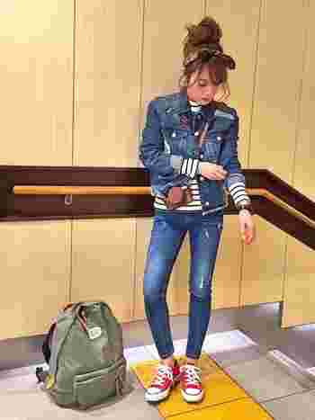 人気モデル達がが愛用していることでも話題になりました♪  そんなフレドリックパッカーズの種類豊富なバッグについてご紹介していきます。