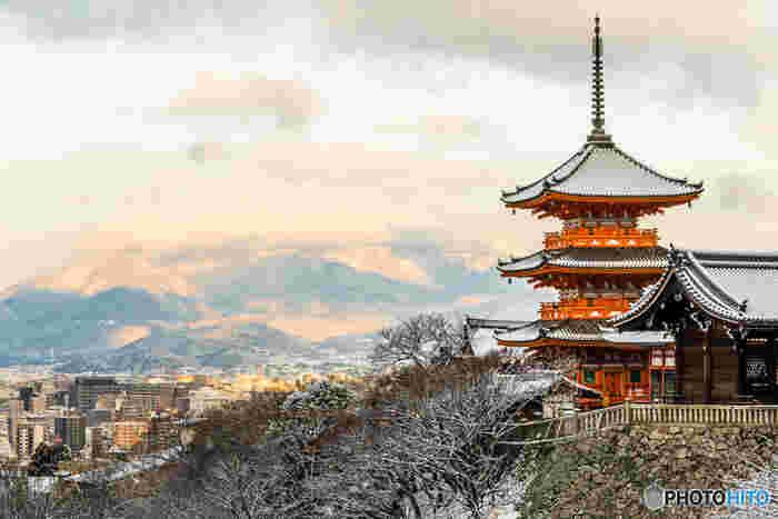"""半日で大満足の京都観光。東山「清水寺」界隈をめぐる""""わたしの京都旅"""""""