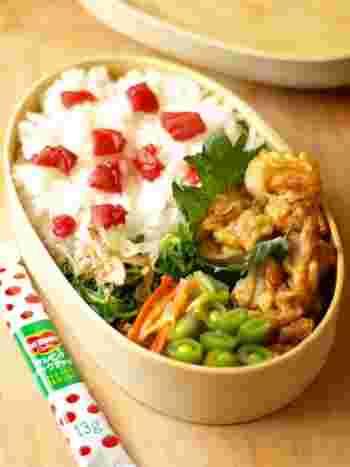 そんな馴染みのある唐揚げですが、食卓のお供としてもご飯が進みますし、お弁当のおかずとしても便利。