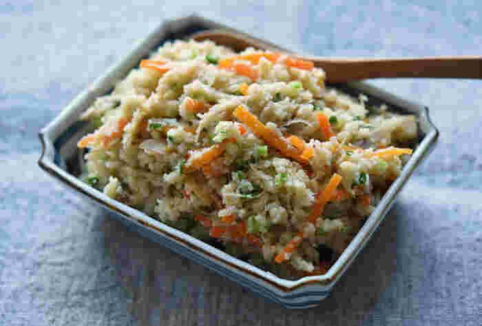 ヘルシー食材「おから」大活用!定番料理からスイーツまで簡単アレンジレシピ