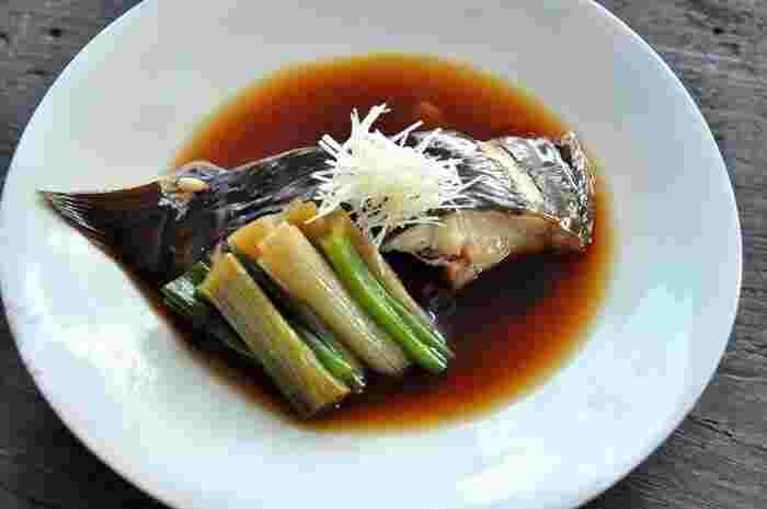 煮魚料理に欠かせない「カレイ」。身が柔らかいので煮崩れに気をつけましょう。