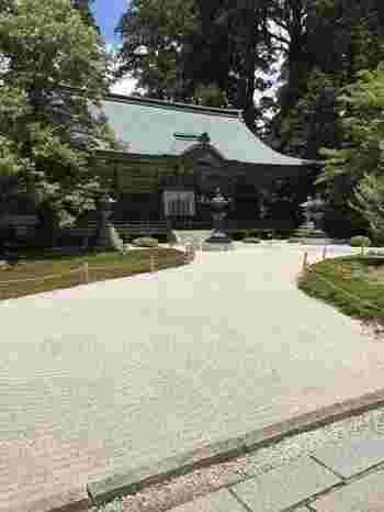 比叡山全域を境内とする延暦寺。延暦寺という単独のお寺があるわけではないのですね。