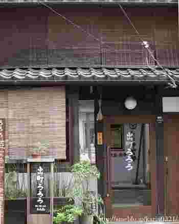 京都御所を訪れてから出かけるなら、御所の北東にある「石薬師御門」か「今出川口」から出るとアクセスしやすいです。