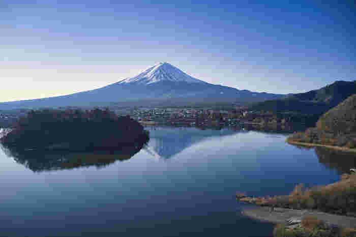 一人旅もおすすめ*癒しの地《山梨・山中湖周辺》でのんびりしませんか?